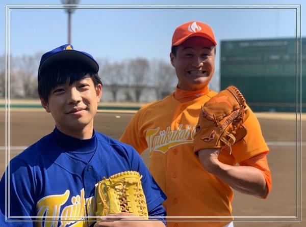 ティモンディ前田の野球の実力がやばい